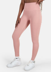 Ultra Flex Seamless Leggings Pink Lemonade