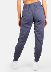 Warm Down Joggers Oxford Blue