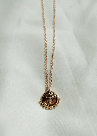 Helios Pendant Necklace