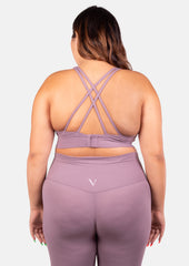 Ultra Impact Sports Bra Light Mauve