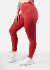 Ultra Flex Leggings Fire Red