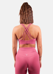 Ultra Impact Sports Bra Watermelon Pink