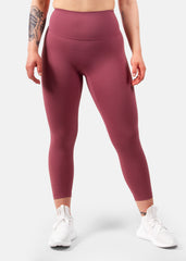 Ultra Flex Seamless 7/8 Leggings Thulian Pink