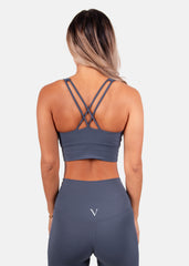 Ultra Flex Sports Bra Navy Blue