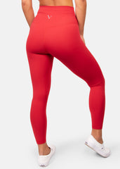 Hyper Flex Leggings Chili Red