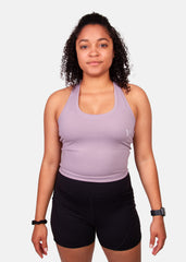 The Victory Tank Top Lilac