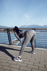Power Boost Leggings Dark Grey