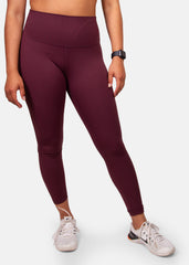 Hyper Flex Leggings Plum