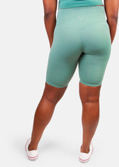 Hyper Flex Biker Shorts Light Teal