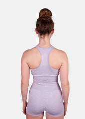 Energy Boost Sports Bra Lavender