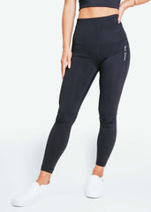 Keep It Up Pocket Leggings Black