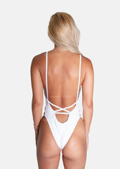 White Aphrodite One Piece