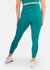Ultra Flex Seamless Leggings Jade Green