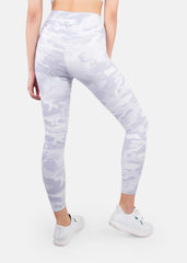 Hyper Flex Leggings White Camo