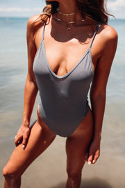 Venus Ribbed One Piece - VITAE APPAREL