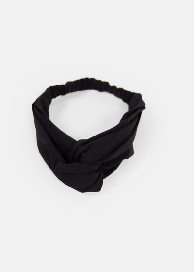Keep It Up Head Band Black