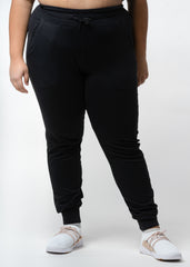 Warm Up Joggers Black