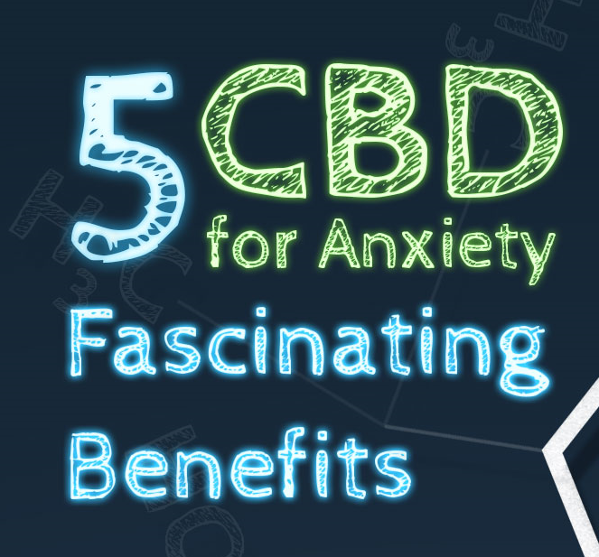 CBD Oil - Perfect for Treating Anxiety Issues