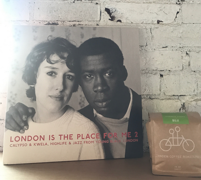 London is the Place for Me Vol II | Boji - Yirgacheffe, Ethiopia