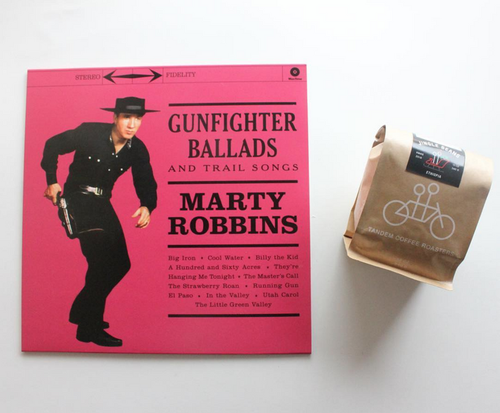 Marty Robbins - Gunfighter Ballads | Jingle Beans 2018 - Ethiopia/Ethiopia