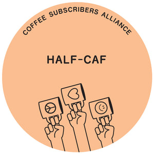 Half-Caf Subscription