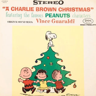 Vince Guaraldi Trio - A Charlie Brown Christmas (180g vinyl)