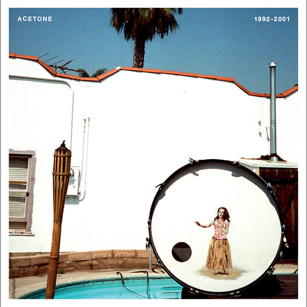 Acetone - 1992- 2001 (Limited Edition Double Color LP)