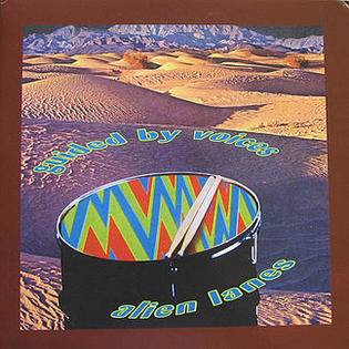 Guided By Voices - Alien Lanes - 25th Anniversary (multi-colored vinyl)