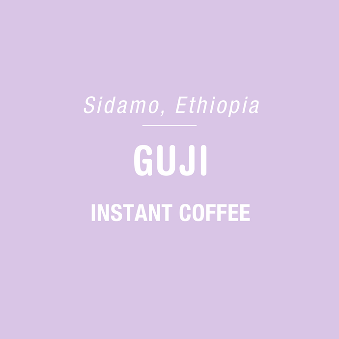 Guji - Instant Coffee - 6 Pack