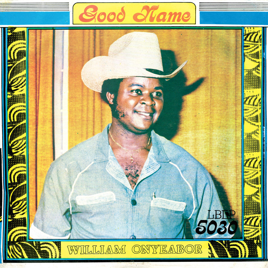 William Onyeabor- Good Name