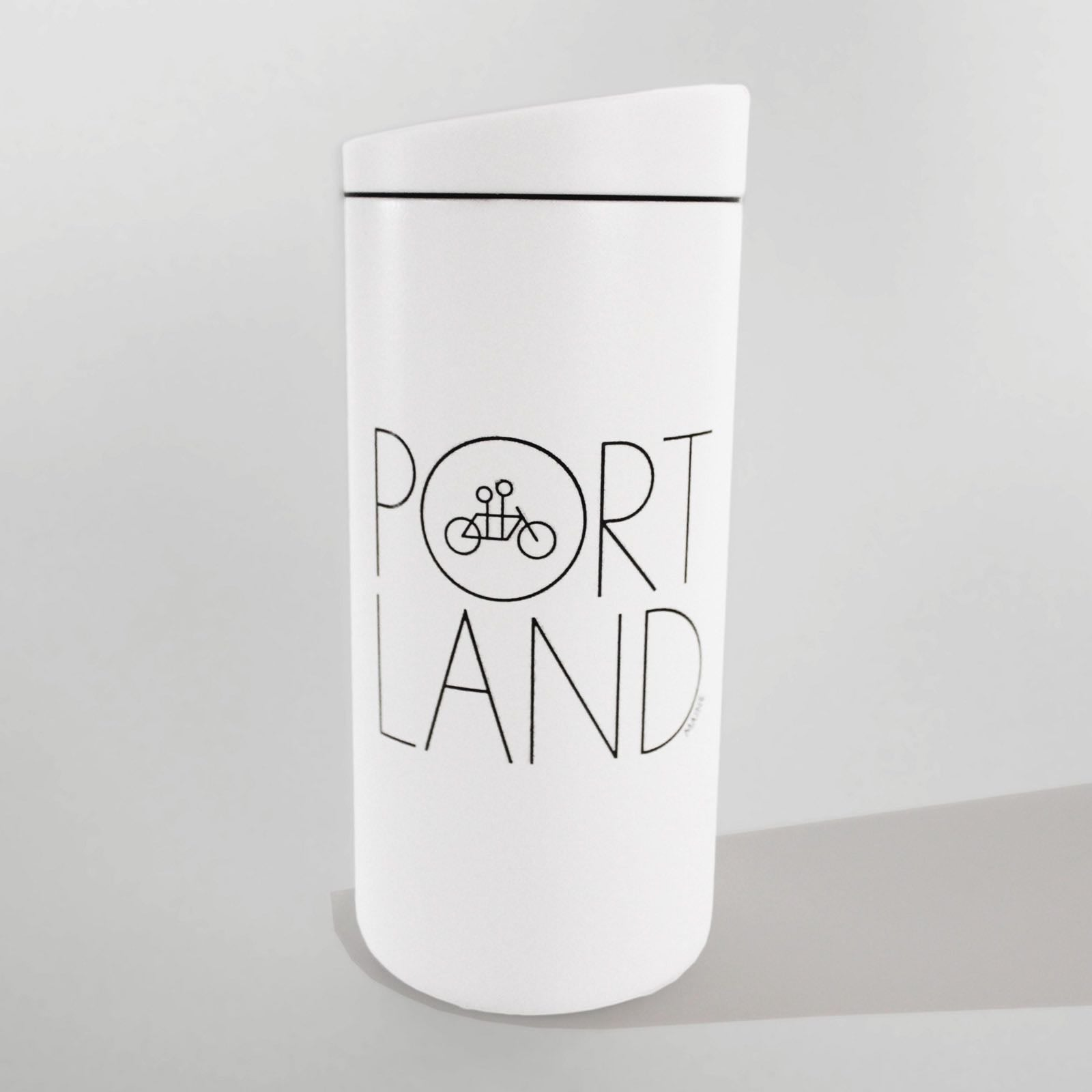 "MiiR ""Portland, Maine"" Travel Mug (12oz)"