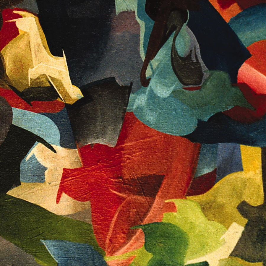 Olivia Tremor Control - Black Foliage : Animation Music Vol 1