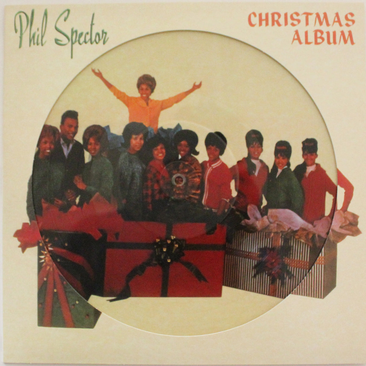 Phil Spector's Christmas Gift for You (picture vinyl)