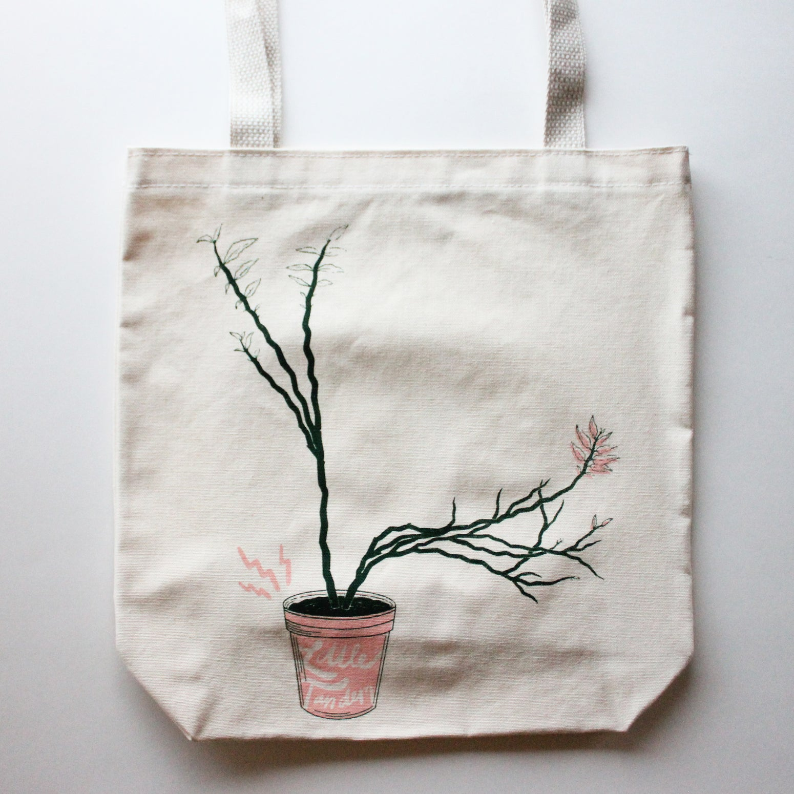 Little Tandem Devil's Backbone Tote