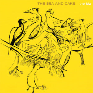 The Sea and Cake - The Biz (colored vinyl reissue)