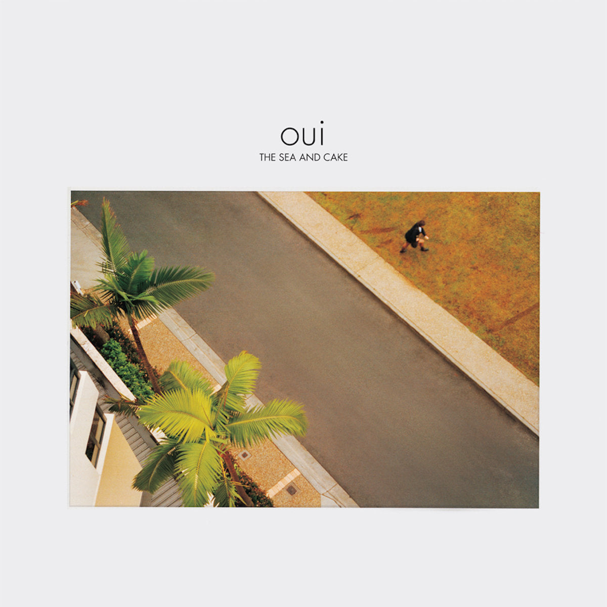 The Sea and Cake - Oui (Yellow and White Vinyl)
