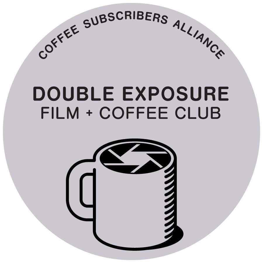 Double Exposure Film and Coffee Club