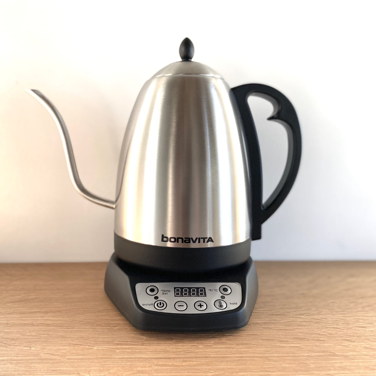 Bonavita 1.7L Variable Temperature Gooseneck Kettle