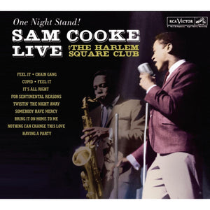 Sam Cooke - One Night Stand: Live at the Harlem Club