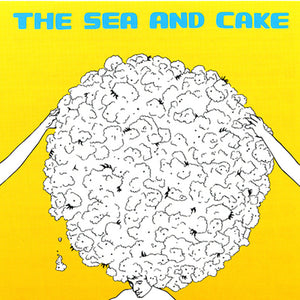The Sea and Cake - The Sea and Cake (light blue vinyl)