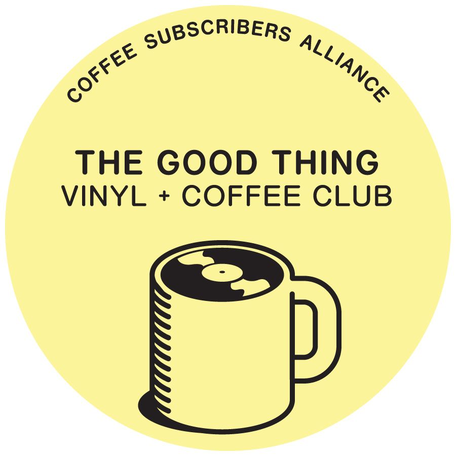 The Good Thing - Coffee & Vinyl Subscription
