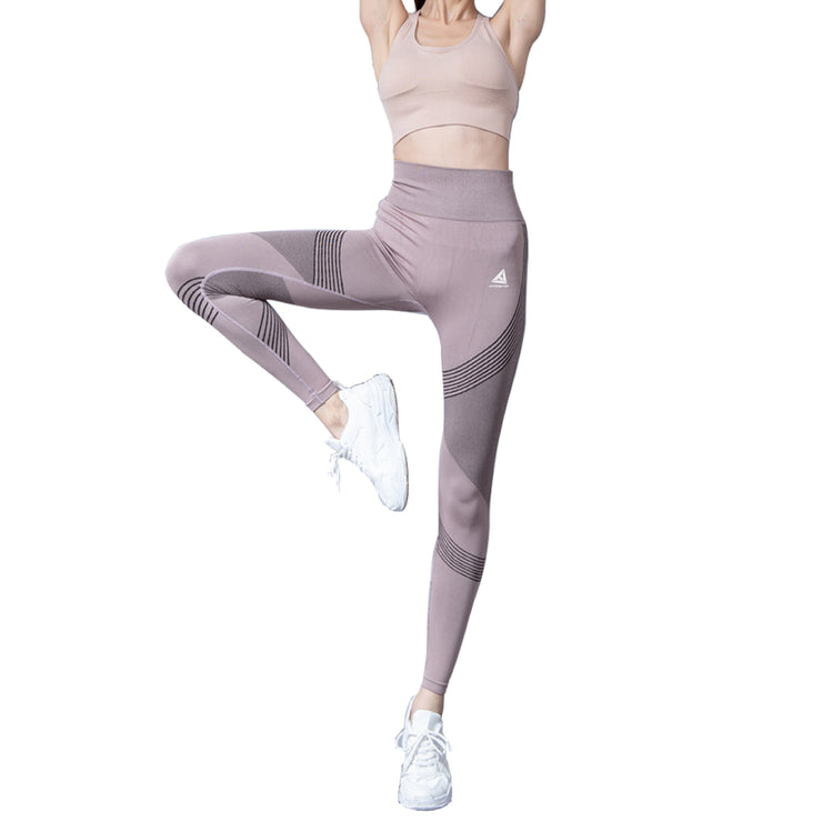Womens Leggings High Waist Yoga Pants Hip-Lifting effect