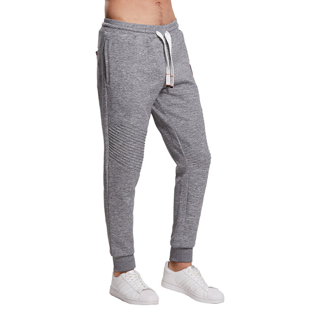 Mens Scuba Sports Slim Joggers S M L XL Gray Navy