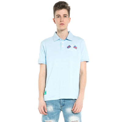 Mens Polo Shirt Top Pure Cotton Pique Short Sleeve