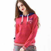 Womens Knit Hoodie Sweatshirt Hooded