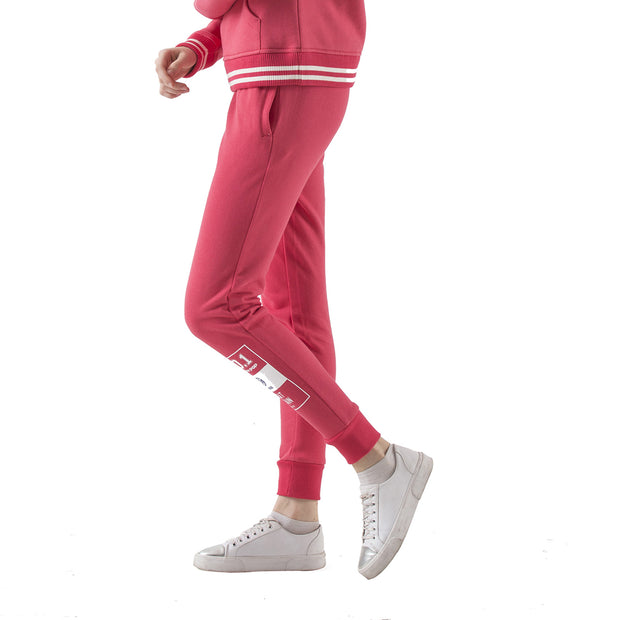 Women's Tracksuit Bottoms size S M L XL Pink Grey Black