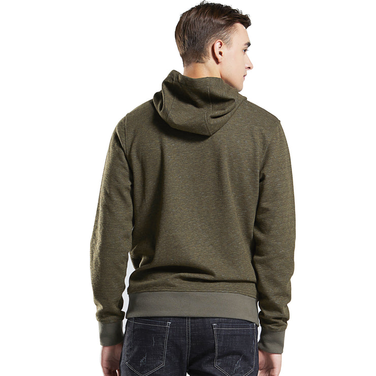 Heather Slub Bamboo Sweatshirt