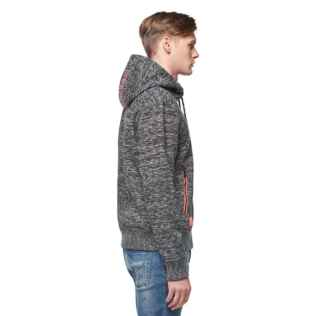 Heathered  Bond Jacket