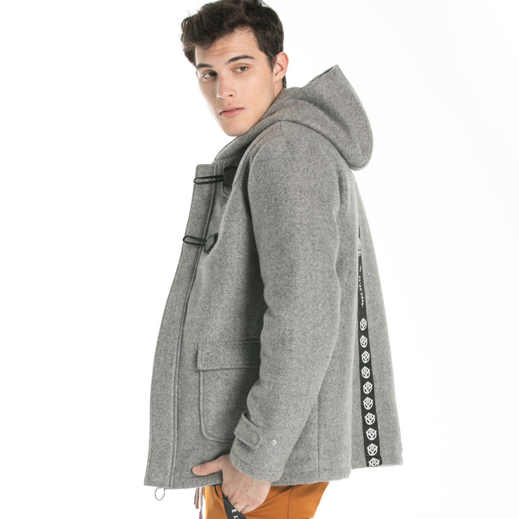 Padded Hooded Jacket