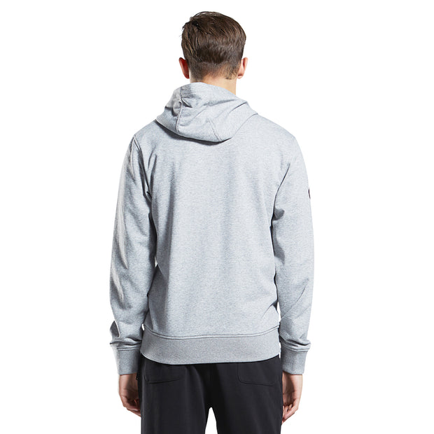 Waterproof Print Hoodie Zip-Up Sweatshirt